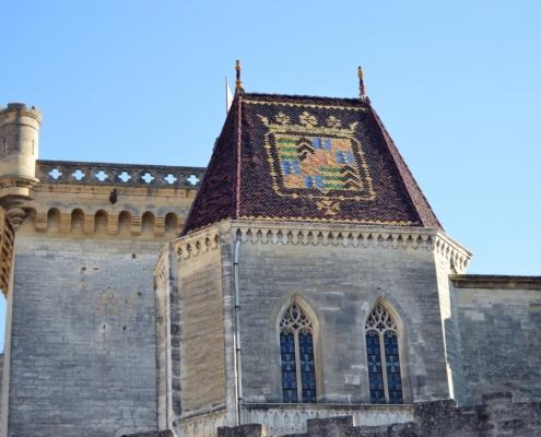 Chateau du Duché - centre Uzès